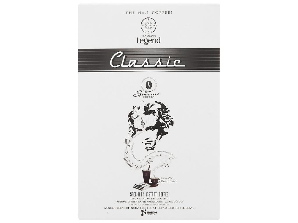 Cà phê hòa tan Trung Nguyên Legend Classic 204g ( 12 gói x 17g ) 3