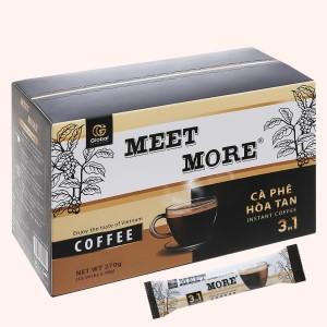 Cà phê hòa tan Meet more 3 in 1 270g