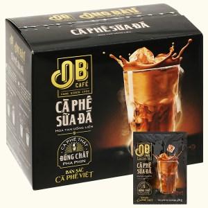Cà phê sữa đá Ông Bầu 240g (10 gói x 24g)