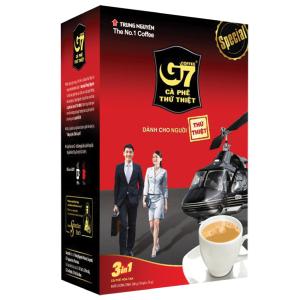 Cà phê sữa hòa tan G7 3 trong 1 288g (16g x 18 gói)