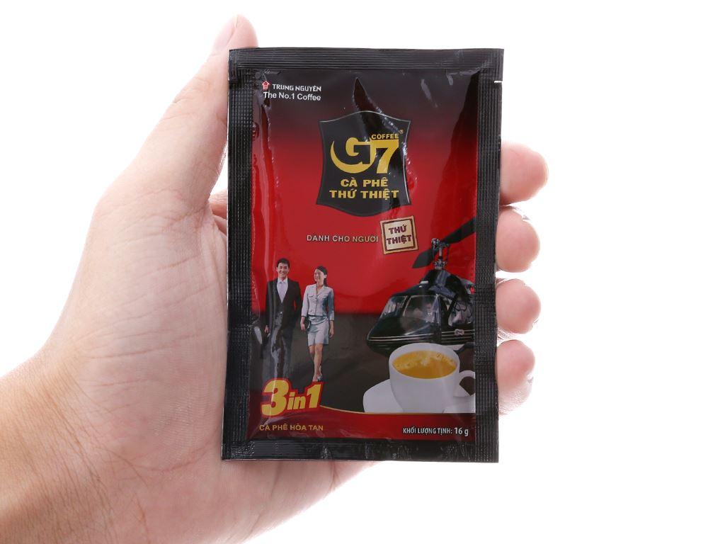 Cà phê sữa G7 3 in 1 336g 5