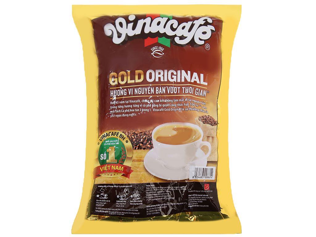 Cà phê sữa VinaCafé Gold Original 480g 2