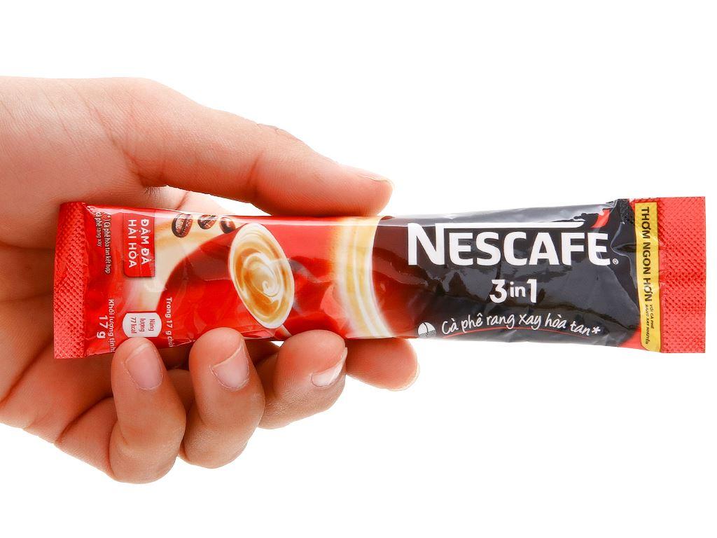 Cà phê sữa NesCafé 3 in 1 đậm đà hài hòa 340g 11