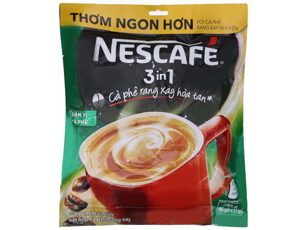 Cà phê sữa NesCafé 3 in 1 đậm vị cà phê 782g 1