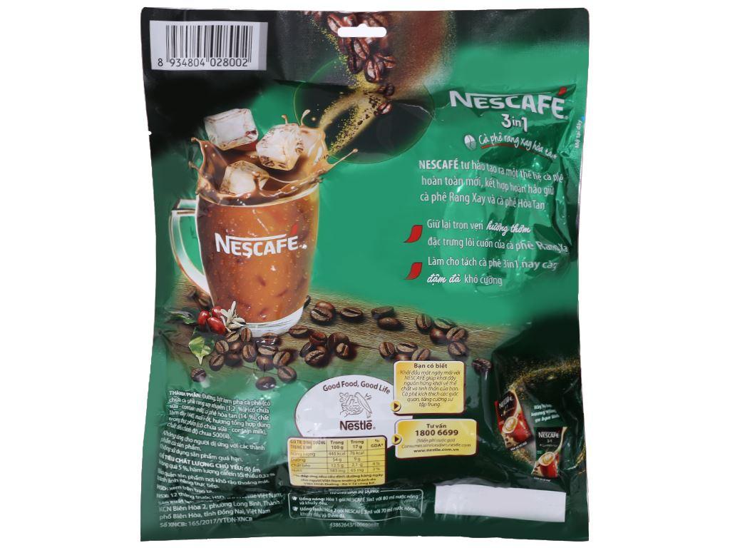 Cà phê sữa NesCafé 3 in 1 đậm vị cà phê 782g 2