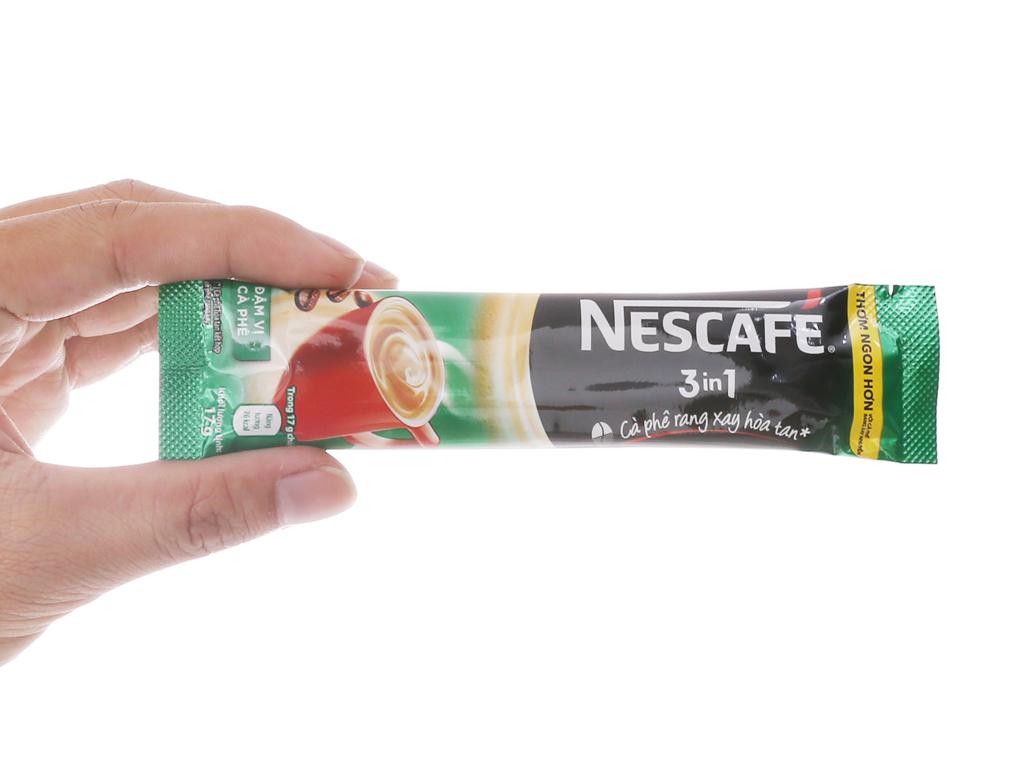 Cà phê sữa NesCafé 3 in 1 đậm vị cà phê 782g 5