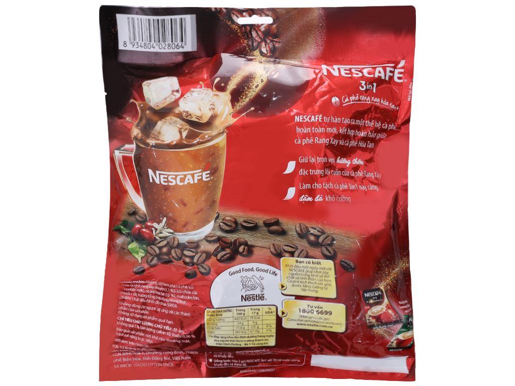 Cà phê sữa NesCafé 3 in 1 đậm đà hài hòa 782g 2