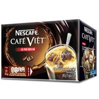 Cà phê đen hòa tan NesCafe Việt hộp 240g (15 gói)