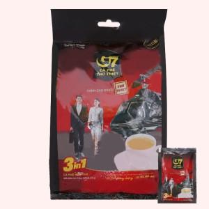 Cà phê sữa G7 3 in 1 800g (50 gói x 16g)