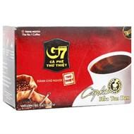 Cà phê đen hòa tan G7 hộp 30g (15 gói)