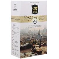 Cà phê Cappuccino G7 Mocha hộp 216g (12 gói)