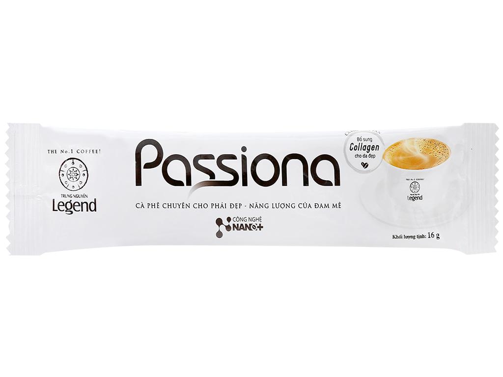 Cà phê sữa Trung Nguyên Passiona 224g 11