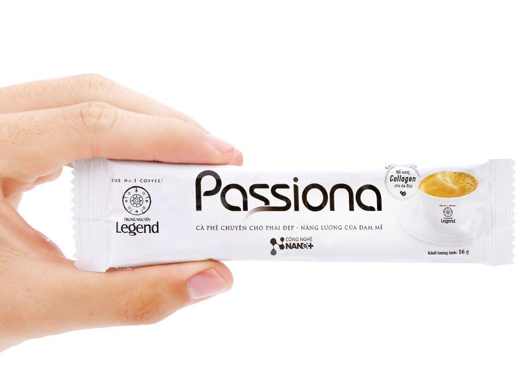 Cà phê sữa Trung Nguyên Passiona 224g 14