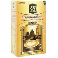 Cà phê sữa G7 Cappuccino Hazelnut gói 18g (hộp 12 gói)
