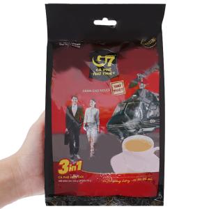 Cà phê sữa hòa tan G7 3 in 1 320g