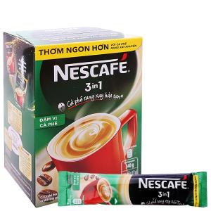 Cà phê hòa tan NesCafé 3 trong 1 đậm vị cà phê 340g (17g x 20 gói)