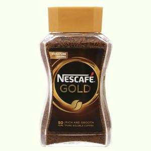 Cà phê đen NesCafé Gold 100g ( x )