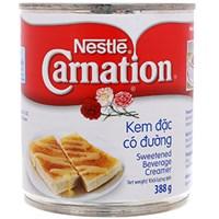 Sữa đặc có đường Carnation lon 388g
