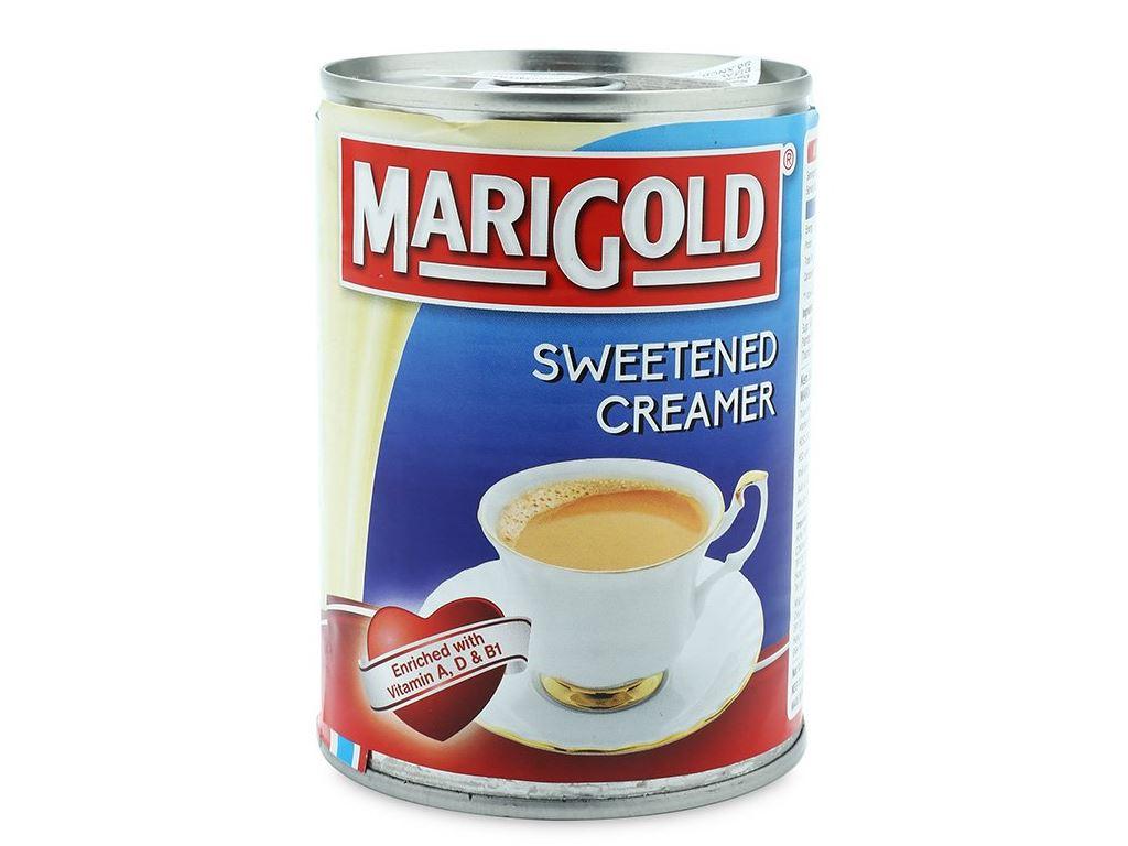 Kem sữa đặc có đường MariGold lon 500g 1