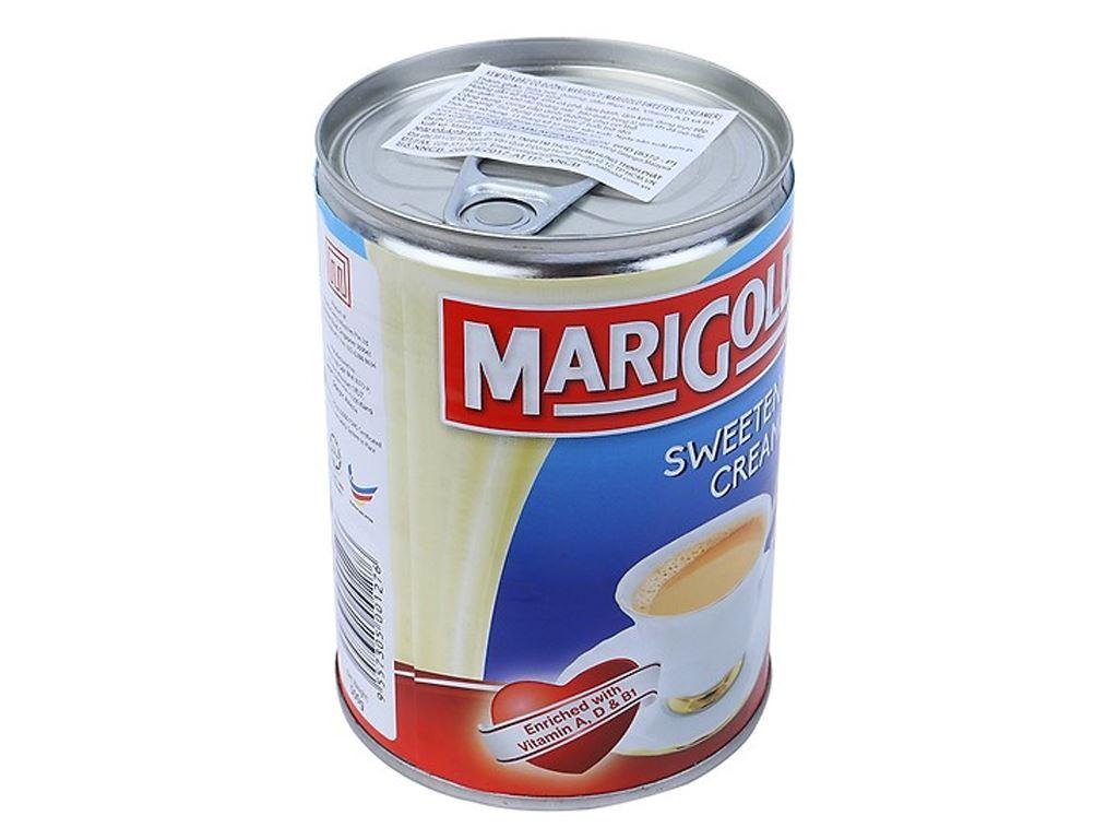 Kem sữa đặc có đường MariGold lon 500g 2
