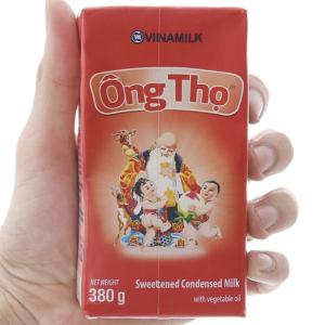Sữa đặc có đường Ông Thọ đỏ hộp 380g