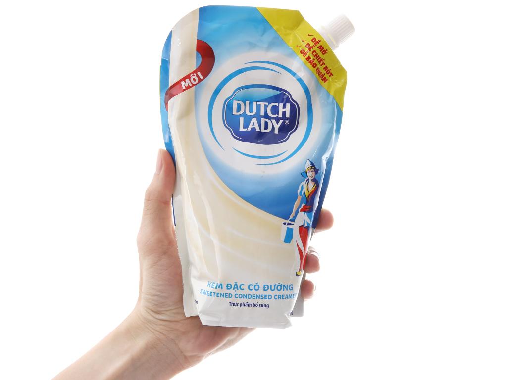 Kem đặc có đường Dutch Lady gói 560g 4
