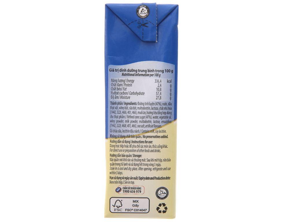 Kem đặc có đường Ngôi sao Phương Nam nhãn xanh hộp 380g 2