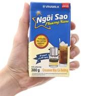Sữa đặc Ngôi Sao Phương Nam xanh dương hộp giấy 380g
