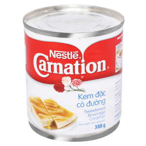 Kem đặc có đường Carnation lon 388g