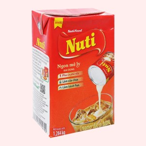 Kem đặc có đường Nuti đỏ hộp 1,284kg