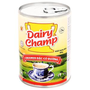 Sữa đặc có đường Dairy Champ lon 500g
