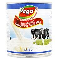 Sữa đặc Vega xanh lon 390g