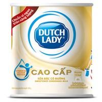 Sữa đặc có đường Dutch Lady nguyên kem cao cấp lon 380g