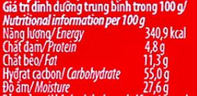 Sữa đặc có đường Ông Thọ đỏ hộp 40g 5