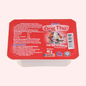 Sữa đặc có đường Ông Thọ Đỏ hộp 40g