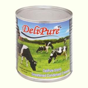 Kem đặc có đường DeliPure lon 380g