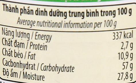 Kem đặc có đường Nuti xanh lá lon 380g 5