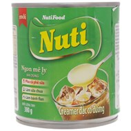 Sữa đặc Nuti xanh lon 380g