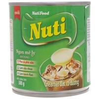 Sữa đặc có đường Nuti xanh 380g