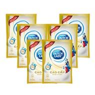 Sữa đặc Dutch Lady Cao cấp gói 40g (6 gói)