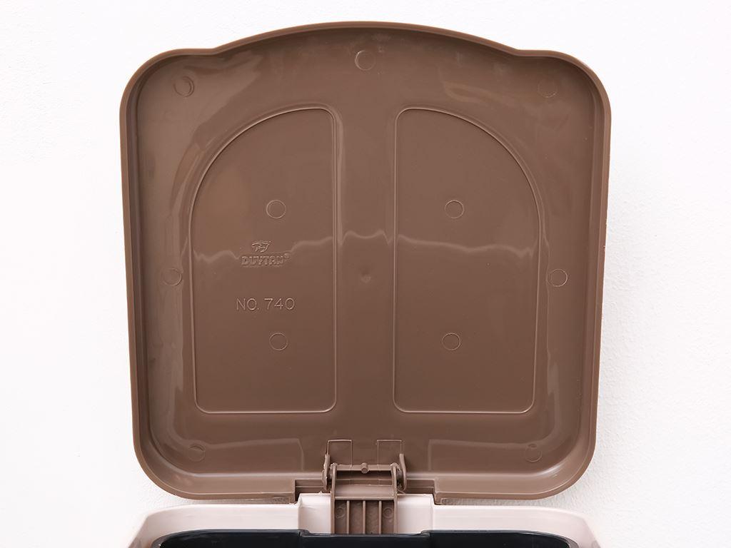 Thùng rác đạp nhựa trung Duy Tân TR03 (giao màu ngẫu nhiên) 11