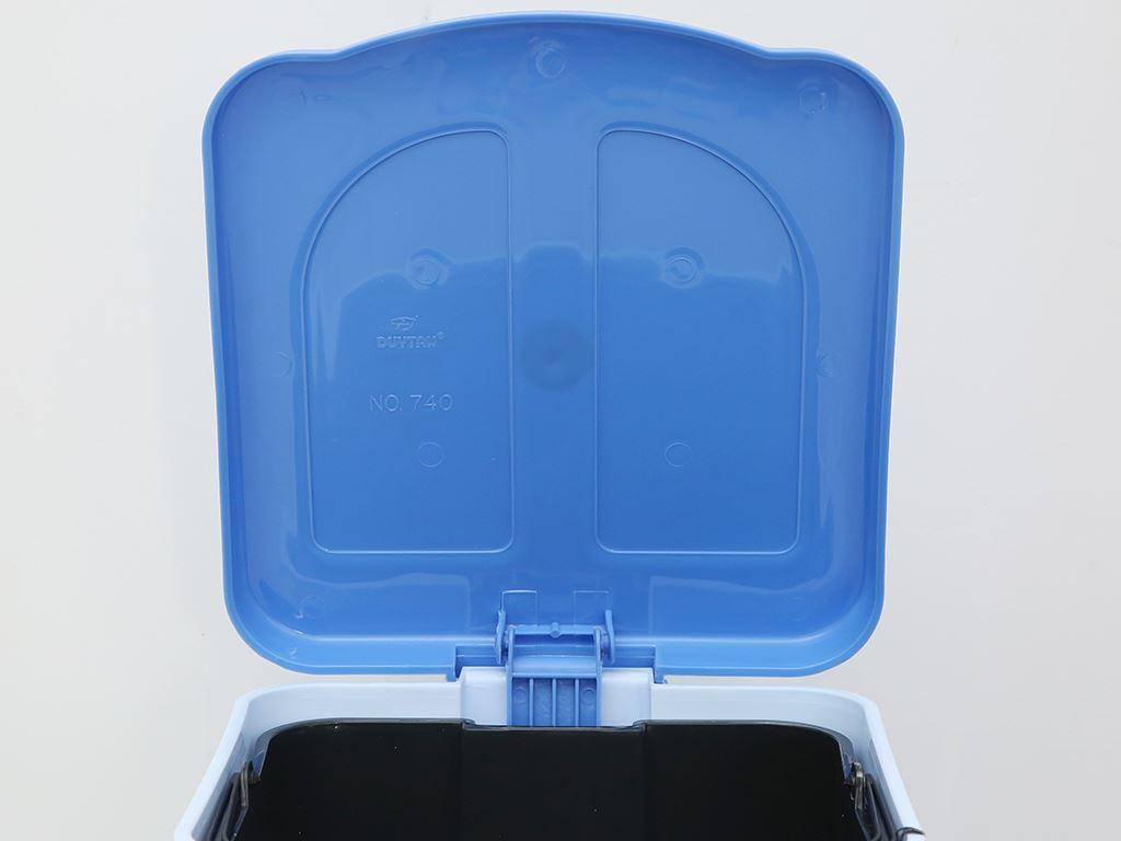 Thùng rác đạp nhựa trung Duy Tân TR03 (giao màu ngẫu nhiên) 3