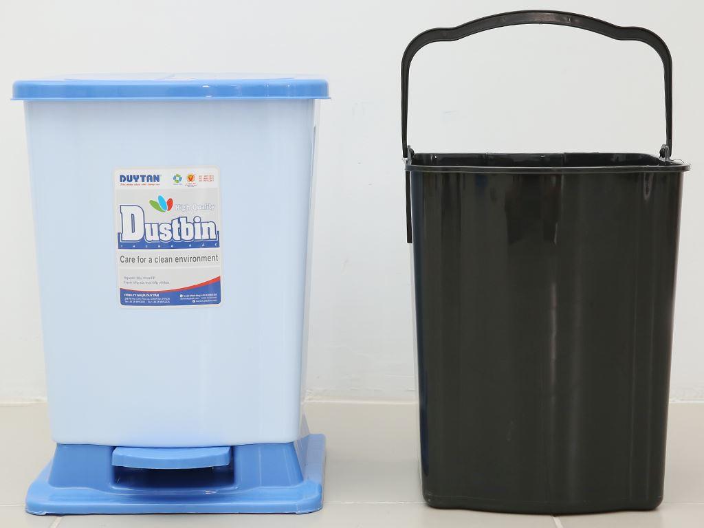 Thùng rác đạp nhựa trung Duy Tân TR03 (giao màu ngẫu nhiên) 6