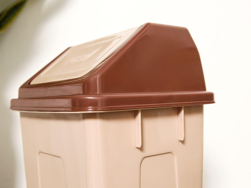 Thùng rác nắp lật Duy Tân 24x39cm (giao màu ngẫu nhiên) 17
