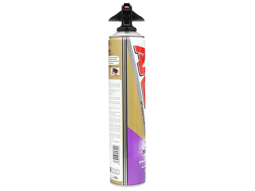 Bình xịt côn trùng ARS Jet Gold Plus hương lavender 600ml 3