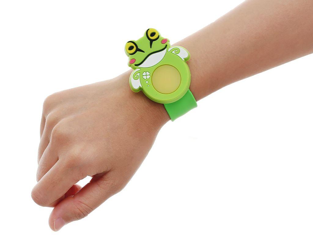 Đồng hồ đeo tay đuổi côn trùng Welco 8
