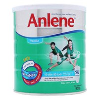 Sữa bột Anlene Vanilla lon 800g