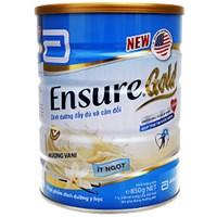 Sữa bột Ensure Gold Vani ít ngọt lon 850g