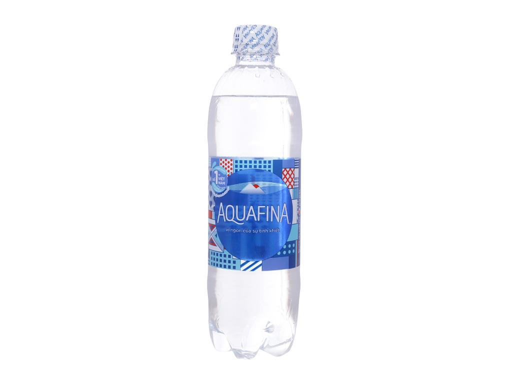 2 chai nước tinh khiết Aquafina 500ml 2