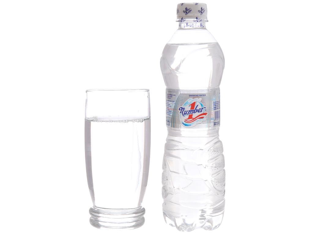 Nước tinh khiết Number1 500ml 3
